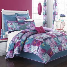 vera bradley bedding | 37 West Kyoto Bedding Coordinates | Compare price and get advice at ...  In love with this #epic