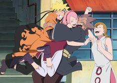 Naruto E Sakura, Naruto Anime, Naruto Art, Naruto And Sasuke, Sakura Haruno, Naruto Comic, Naruko Uzumaki, Sarada Uchiha Manga, Narusaku