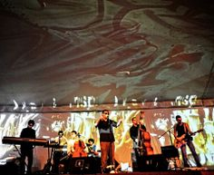 Burkus König @ Sziget 2013 Cöksxpon #Ambient  #Lightpainting #BurkusKoenig #Szigetfestival Chill, Band, Concert, Image, Sash, Ribbon, Recital, Orchestra, Bands