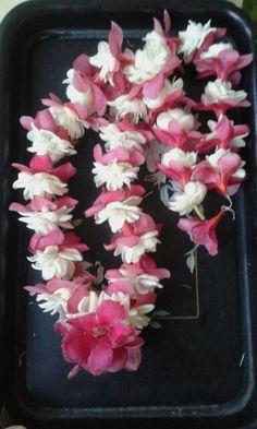 jasmine & arali garland