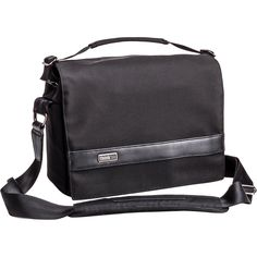 84996a548906 Think Tank Photo Urban Approach 10 Shoulder Bag for Mirrorless Cameras  (Black) Camera Gear