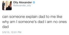 dad stop embarrassing me
