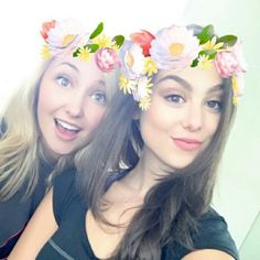 Phoebe and Cherry from The Thundermans