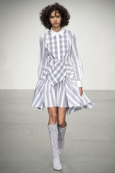 Antonio Berardi Spring 2018 Ready-to-Wear  Fashion Show Collection