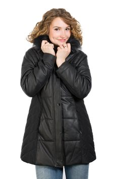 Steppjacke damen curry