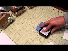 ▶ ‪A trick to stamp your unmounted rubber stamps!‬‏ - YouTube