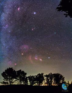 El espectáculo del cometa C/2014 Q2 (Lovejoy)   El navegante - Blog elcorreo.com