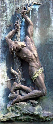 Arno Breaker 1900-1991 was a German sculptor best known for his public works in Nazi Germany.