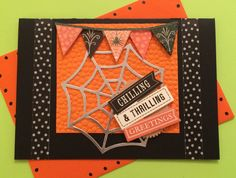 Chilling & Thrilling Halloween Card