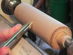 """ABC. What topic doesn't have its """"ABCs""""? Following the A, B and C of woodturning basics will give you the ability to control any tool to get the direction and depth of cut that you want to produce the form that you want. Tool control is everything in woodturning."""