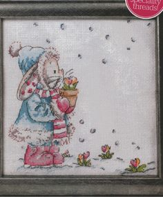 Gallery.ru / Фото #6 - The world of cross stitching 159 - tymannost