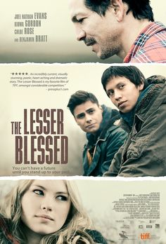 """Benjamin Bratt returns to the big screen in San Diego! For those fans who remember our popular screenings of La MISSION, this is a movie not to be missed! The Lesser Blessed screens June 28-July 4 at Digital Gym CINEMA in North Park. """"A powerful Native American Drama"""". Tickets & showtimes - http://www.digitalgym.org/the-lesser-blessed-starring-benjamin-bratt-law-order-and-chloe-rose-degrassi/"""