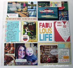 Shelly's Creations: Project Life Update