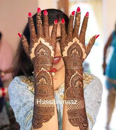 Super bridal mehndi designs brides pakistani wedding ideas There are different rumors about the annals of the … Dulhan Mehndi Designs, Mehandi Designs, Latest Bridal Mehndi Designs, Wedding Mehndi Designs, Unique Mehndi Designs, Latest Mehndi, Henna Hand Designs, Pretty Henna Designs, Mehndi Designs Finger