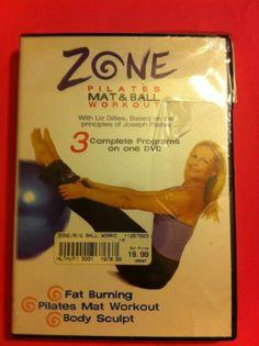 Zone: Big Ball Workout DVD