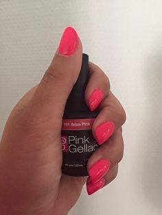 Pink Beauty Club shared Emmy Borckink's photo Happy met Ibiza pink. Wel knaller dan verwacht