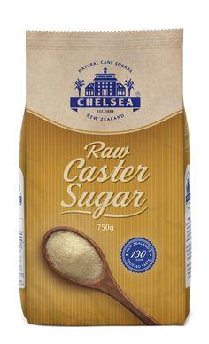 Raw Caster Sugar