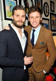 Pin for Later: Jamie Dornan ist nicht von Christian Grey begeistert