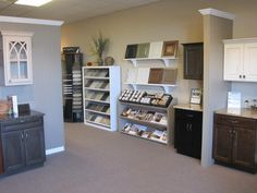 By Design Cabinetry Showroom Pictures