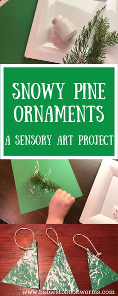 """Babies to Bookworms provides a review of the new book """"Pick a Pine"""" by Patricia Toht and pairs it with Christmas tree activities for the whole family!"""