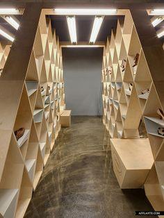 Pop up Shop | Pop up Store | Retail Design | Retail Display | Artizen Pop-Up Shop // Ypsilon Tasarim