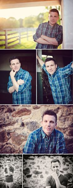 Claire Bunn Photography - Great guy poses