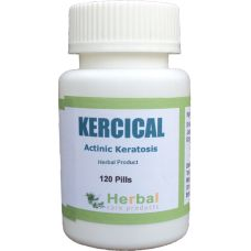 Actinic keratosis is now curable with the help of Kercical. Say goodbye to the medicated drugs and say hello to a tried and tested herbal formula that kicks away all the symptoms of this disorder.