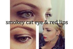 Vandaag staat de Smokey Cat Eye & Red Lips op mijn blog! www.beautyflamenatasja.nl #makeup #makeupinspiration #makeupjunk #makeupjunkie #makeupaddict #makeupporn #smokey #smokeyeye #smokeycateye #cateye #eye #eyes #redlips #red #lip #lips #lipstick #eyeshadow