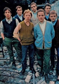 Good looking lads. Vintage Skinhead photo #skinhead