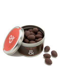 Chocolate Covered Almonds with Balinese Sea Salt $24/trio