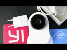 Yi Home Camera 3 unboxing and testing - YouTube Home Camera, Product Review, Home Hacks, Youtube, Youtubers, Youtube Movies
