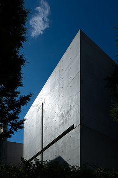 Church of the Light _ Tadao Ando 1989, Ibaraki, Japonia