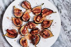 Figs With Bacon and