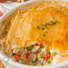 11 best healthy comfort foods images on pinterest comfort foods chicken pot pie chicken pot pie is a great comfort food for a chilly night a light and crispy phyllo crust keeps this healthy recipe for chicken pot pie forumfinder Images