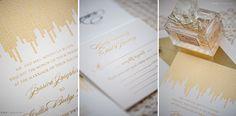 Baumbirdy for Wedding Paper Divas Foil inviation Suite Jessica and Collin Wedding Paper Divas, Orlando Wedding Photographer, Place Card Holders, Wedding Photography, Weddings, Wedding Shot, Bodas, Hochzeit, Wedding