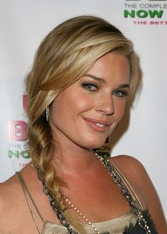 Hollywood Actress Rebecca Romijn
