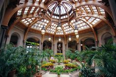 Winter Garden Biltmore House