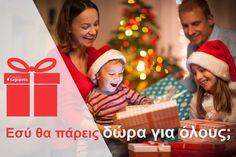 Με τέτοιες τιμές και εσύ θα πάρεις #δώρα για όλους!!! 🎅❄ 🎁❄ ⛄ ❄ 🎄 ☆ #xmas4all #smartgifts #christmas Τύπωσε τις φωτογραφίες σου σε δωράκια που θα κλέψουν την παράσταση!!! www.lagopatis.gr