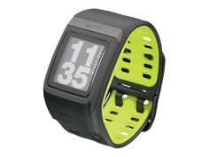 Nike+ Sportwatch GPS. (My Garmin 405 is on its last legs,,,,,thanks to Garmin's design of making batteries nearly impossible to replace.)
