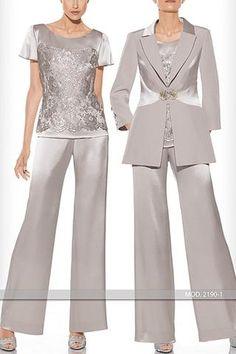 Traje pantalón de fiesta de Teresa Ripoll modelo 2190-1