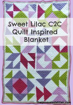 Crochet Quilt Pattern, Crochet Shawl Diagram, C2c Crochet, Crochet Blocks, Crochet Videos, Crochet Squares, Crochet Blanket Patterns, Crochet Stitches, Crochet Blankets