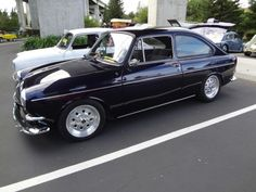 VW Fastback from VW Invasion 2