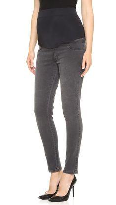 a3cf7860ffe9c AG Jeans Stilt Secret Fit Belly Signature Pocket Slim Leg Maternity ...