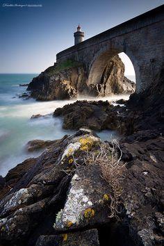 Sous le Petit Minou, Bretagne France