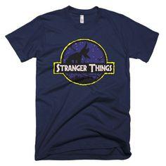 dark park Short sleeve men's t-shirt