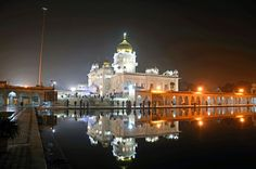 Sikh tempel in New Delhi