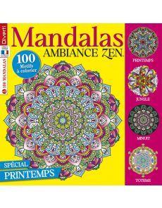 Mandalas Ambiance Zen 13 - 100 motifs à colorier Beach Mat, Outdoor Blanket, Mandalas, Patterns To Colour, Gaming