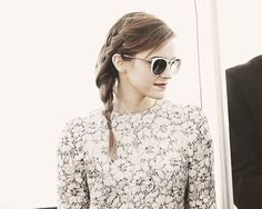 Emma Watson | Le Grand Journal, Cannes Film Festival (May 17, 2013)