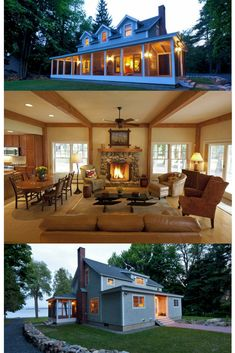 The Sunapee Cottage