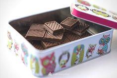 Die ultimative zuckerfreie Schokolade (nur 3 Zutaten!)
